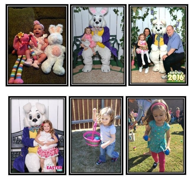 Family Easter Photos